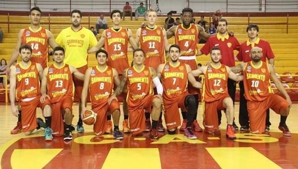 Sarmiento equipo 15 16