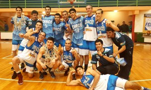 Chaco U19 campeon