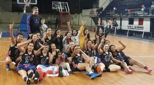 Villa chicas campeonas