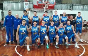 Chaco campeonU19