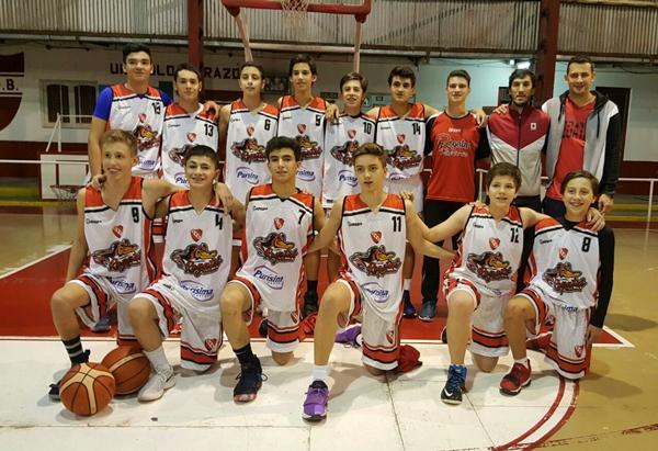 U15 Regatas Final 2