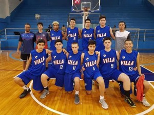 Villa U15